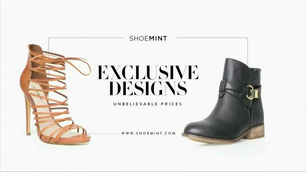 ShoeMint.com TV Spot, 'Shoe Closet' - Screenshot 9