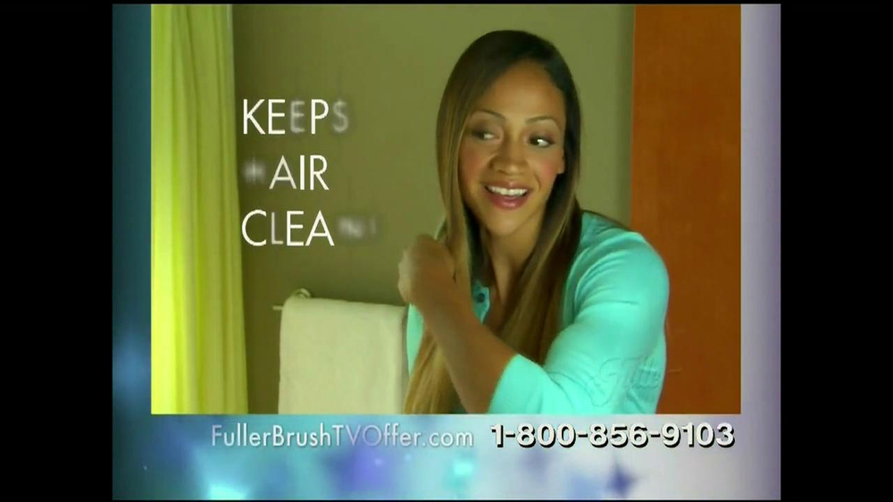 Fuller Brush Company ExStatic BrushTV Spot - Screenshot 4