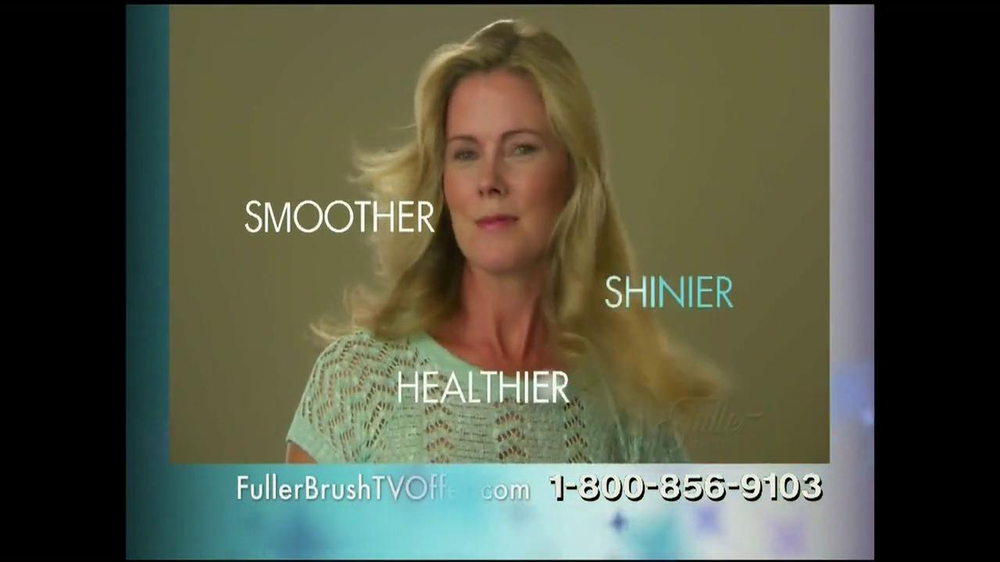 Fuller Brush Company ExStatic BrushTV Spot - Screenshot 5