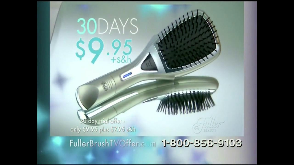 Fuller Brush Company ExStatic BrushTV Spot - Screenshot 7