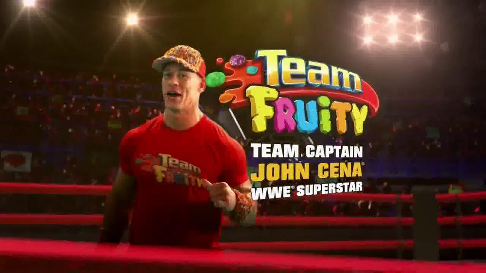 Fruity Pebbles TV Spot Featuring John Cena, Kyrie Irving - Screenshot 4