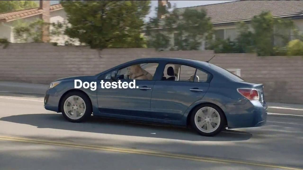 Subaru TV Spot, 'Dog Tested' - Screenshot 10
