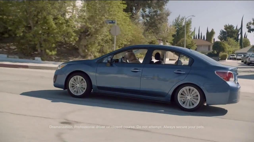 Subaru TV Spot, 'Dog Tested' - Screenshot 2