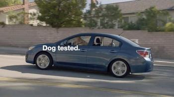 Subaru TV Spot, 'Dog Tested' - Thumbnail 10