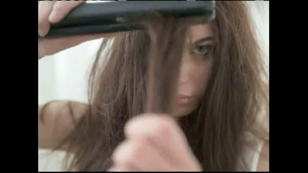 TRESemme Keratin Smooth7 Day Smooth System TV Spot - Screenshot 1Tresemme Keratin Smooth Commercial