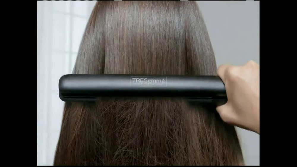 TRESemme Keratin Smooth7 Day Smooth System TV Spot - Screenshot 7Tresemme Keratin Smooth Commercial