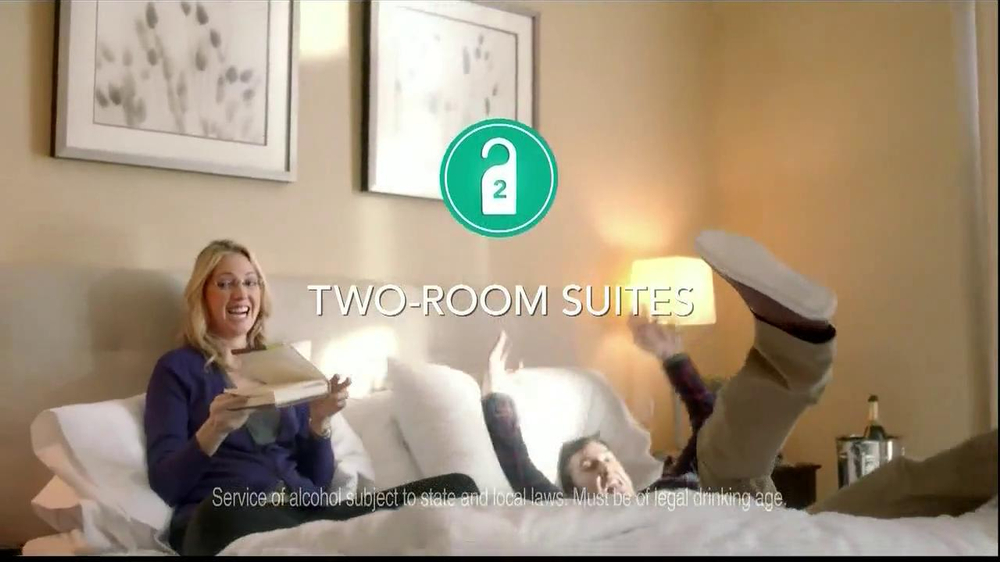 Embassy Suites Hotels TV Spot, 'The Divider' - Screenshot 10