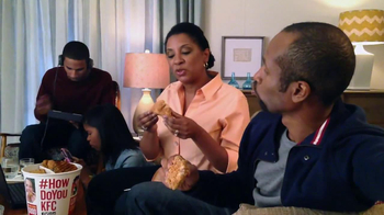 KFC Favorites Bucket TV Spot, 'Family Time' - Thumbnail 4