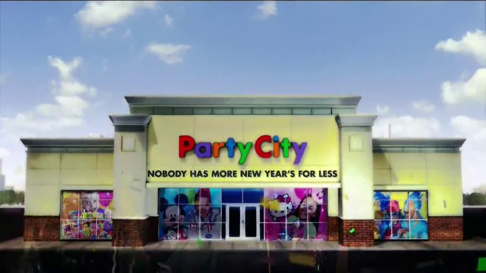 Party City TV Commercial, 'New Year's Party' - iSpot.tv