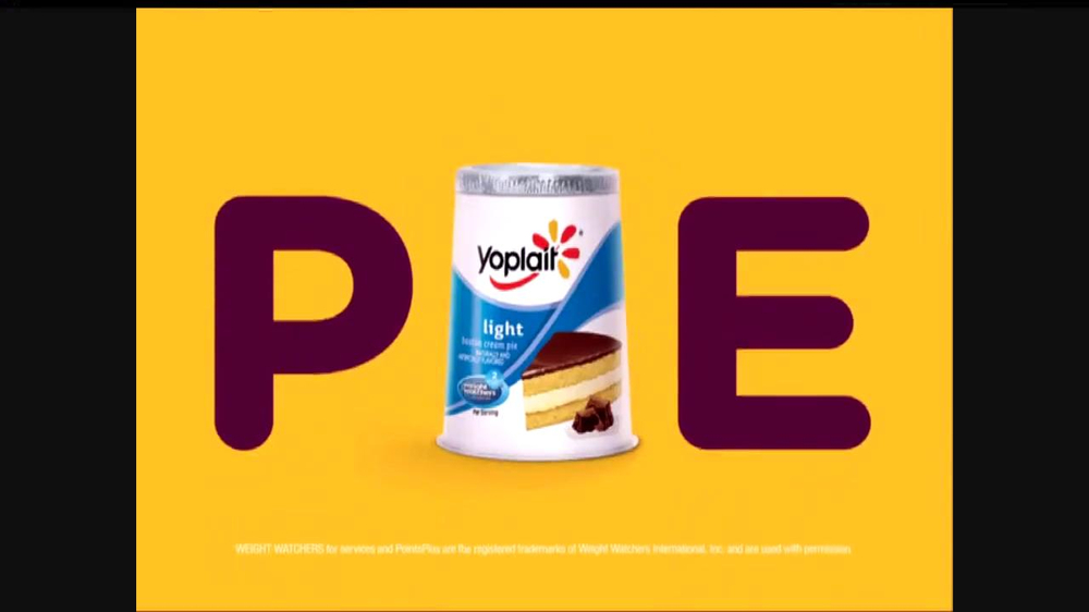 Yoplait Light Boston Cream Pie TV Spot, 'In All Its Glory' Song by Boston - Screenshot 8