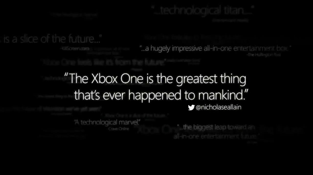 Xbox One TV Spot, 'All-in-One' - Screenshot 10