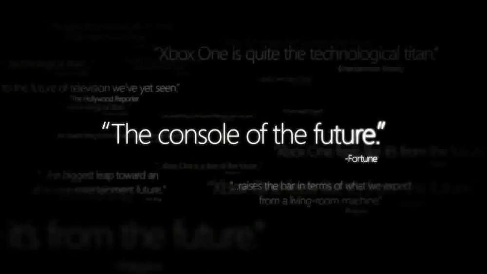 Xbox One TV Spot, 'All-in-One' - Screenshot 3