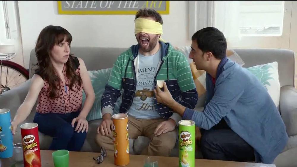 Pringles Tv Spot Blindfold Ispot Tv