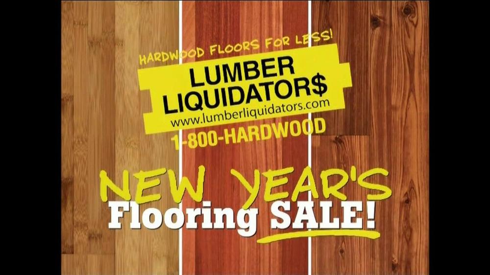 Flooring Sale Flyer : Lumber liquidators new year s flooring sale tv spot ispot