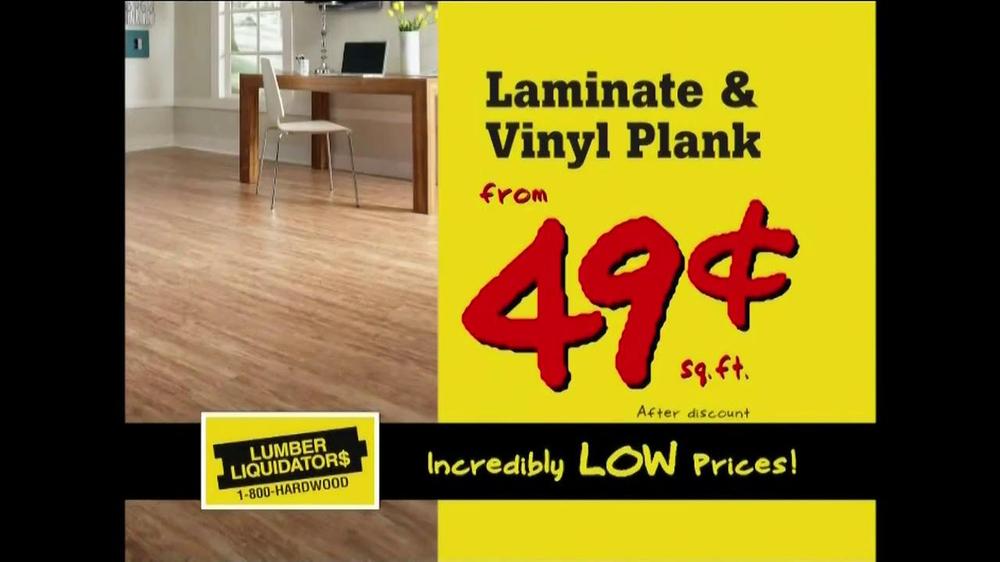 Lumber Liquidators New Year S Flooring Sale Tv Spot Ispot Tv