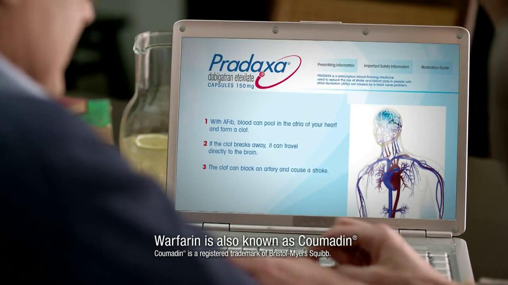 Pradaxa TV Spot, 'Dad' - Screenshot 3