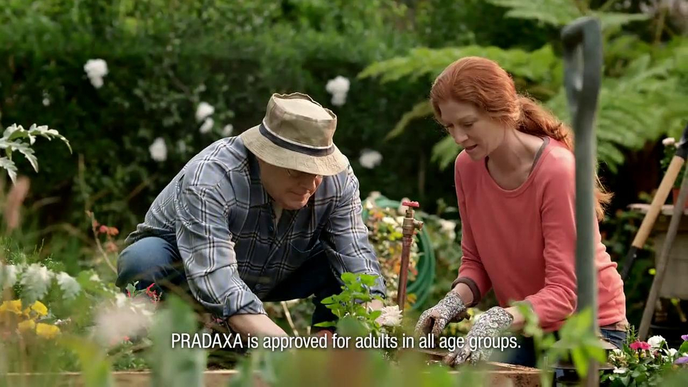 Pradaxa TV Spot, 'Dad' - Screenshot 9