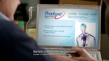 Pradaxa TV Spot, 'Dad' - Thumbnail 3