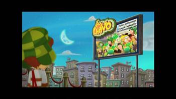 El Chavo Toys TV Spot [Spanish]