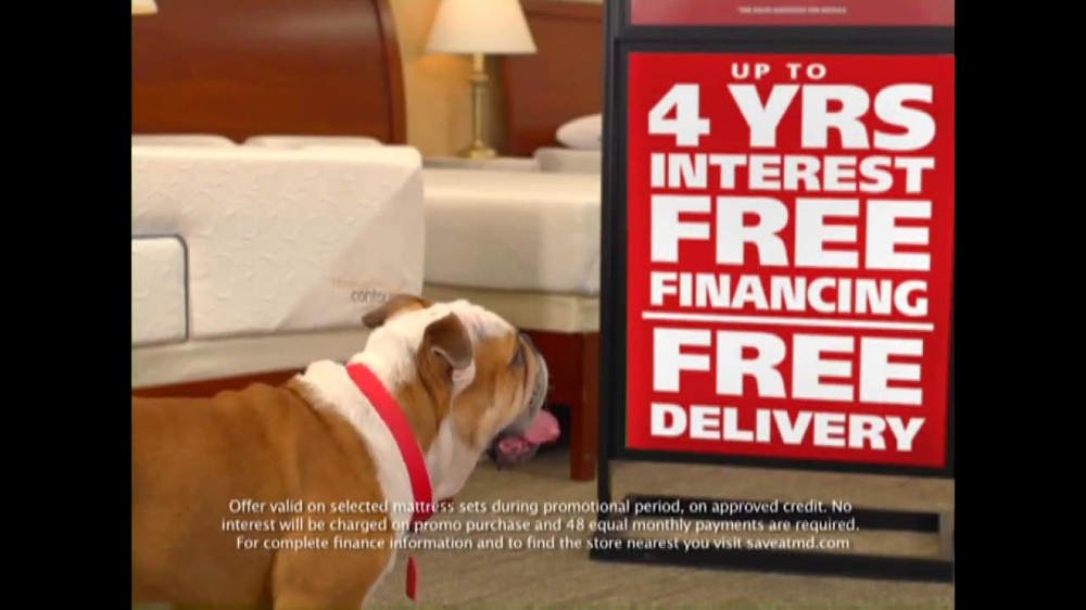 Mattress Discounters TV Spot - Screenshot 7