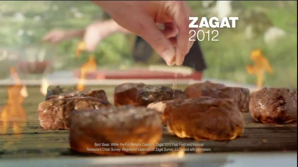 Outback Steakhouse TV Spot, 'Now That's a Steak Knife' - Screenshot 5