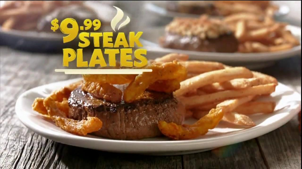 Outback Steakhouse TV Spot, 'Now That's a Steak Knife' - Screenshot 9