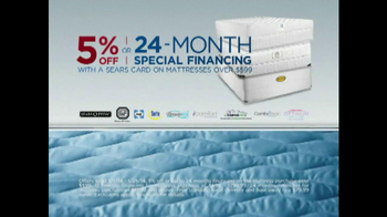 Sears Mattress Spectacular & Closeout TV Spot - Thumbnail 7