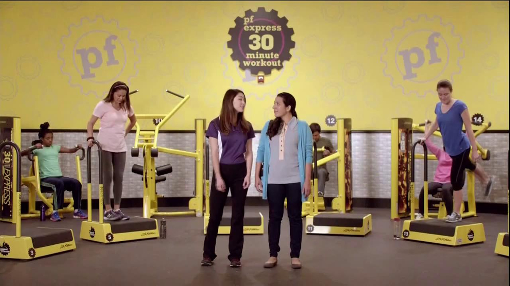 Planet Fitness TV Spot, 'Pilatatumba' - Screenshot 8