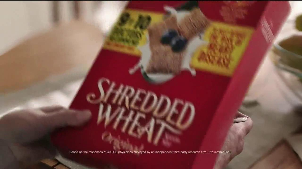 Shredded Wheat TV Spot, 'Talk Show' - Screenshot 4