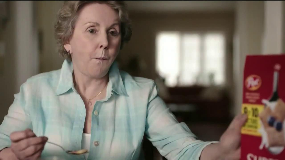 Shredded Wheat TV Spot, 'Talk Show' - Screenshot 5