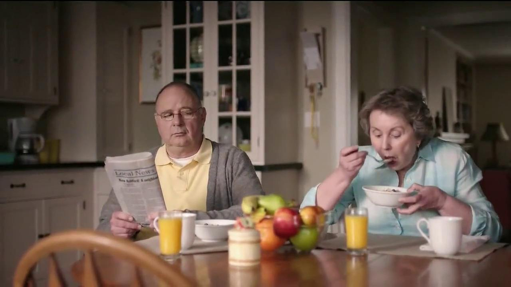 Shredded Wheat TV Spot, 'Talk Show' - Screenshot 7