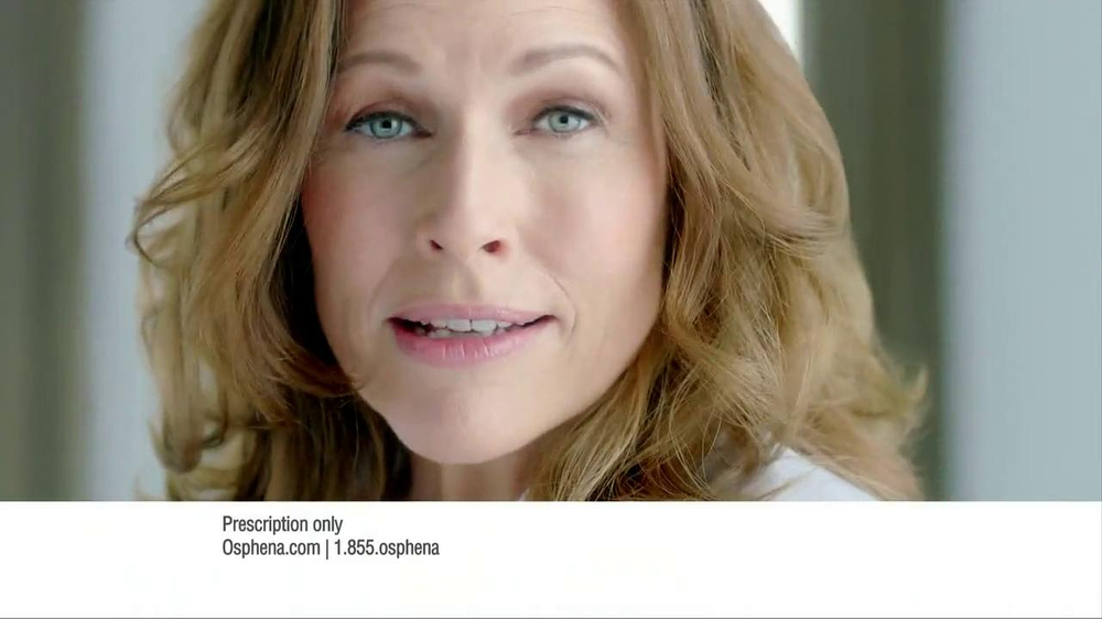 Osphena TV Commercial Actress