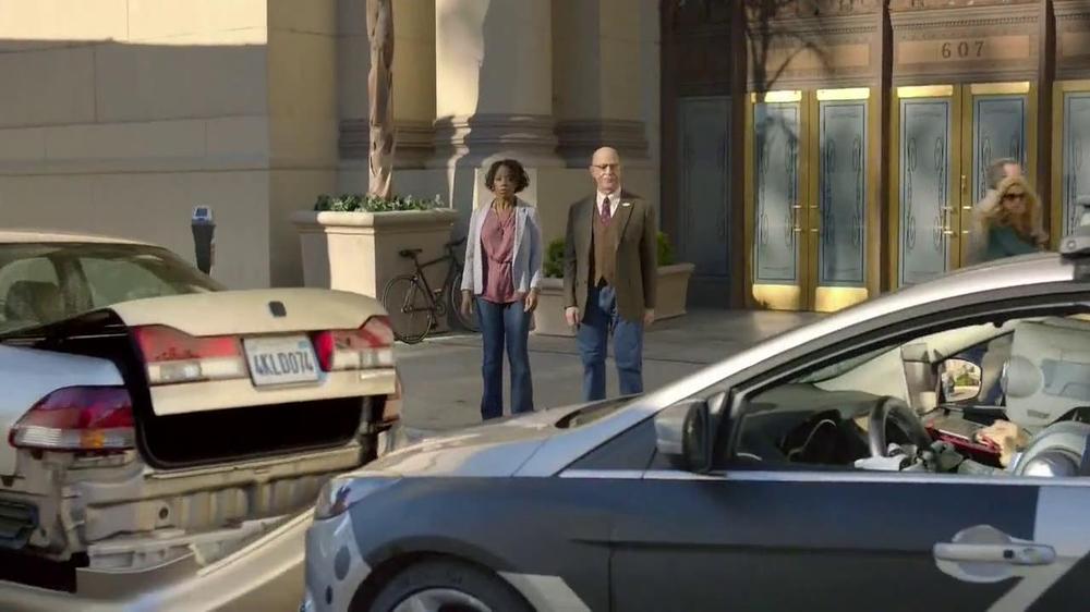 Farmers Insurance TV Spot, 'Robo Driver' - iSpot.tv