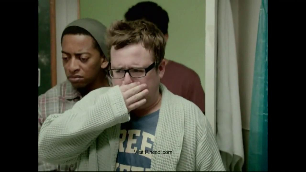 Pine Sol TV Spot, 'Fraternity Party' - Screenshot 3