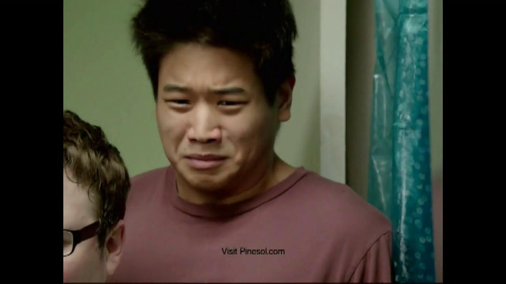 Pine Sol TV Spot, 'Fraternity Party' - Screenshot 4