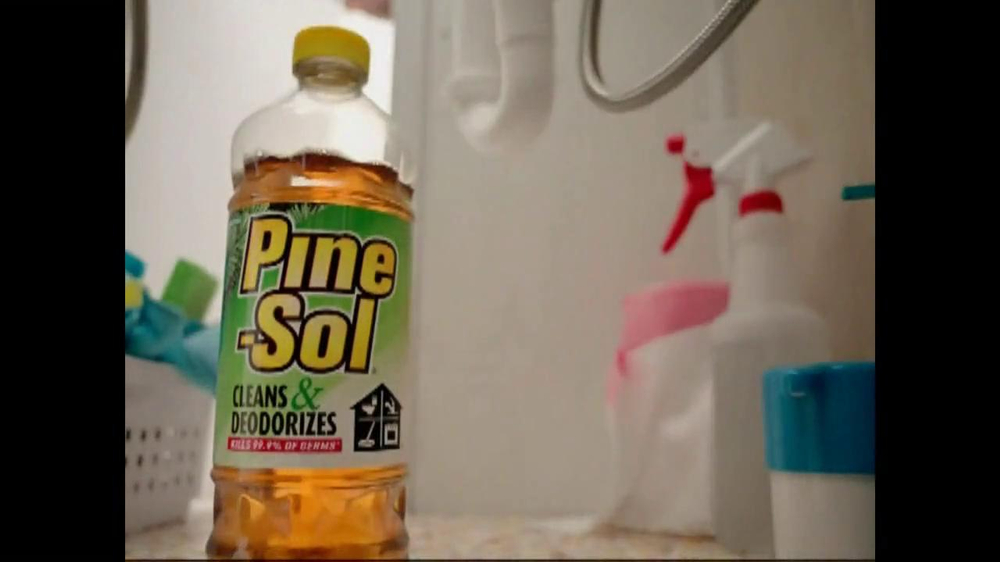 Pine Sol TV Spot, 'Fraternity Party' - Screenshot 9