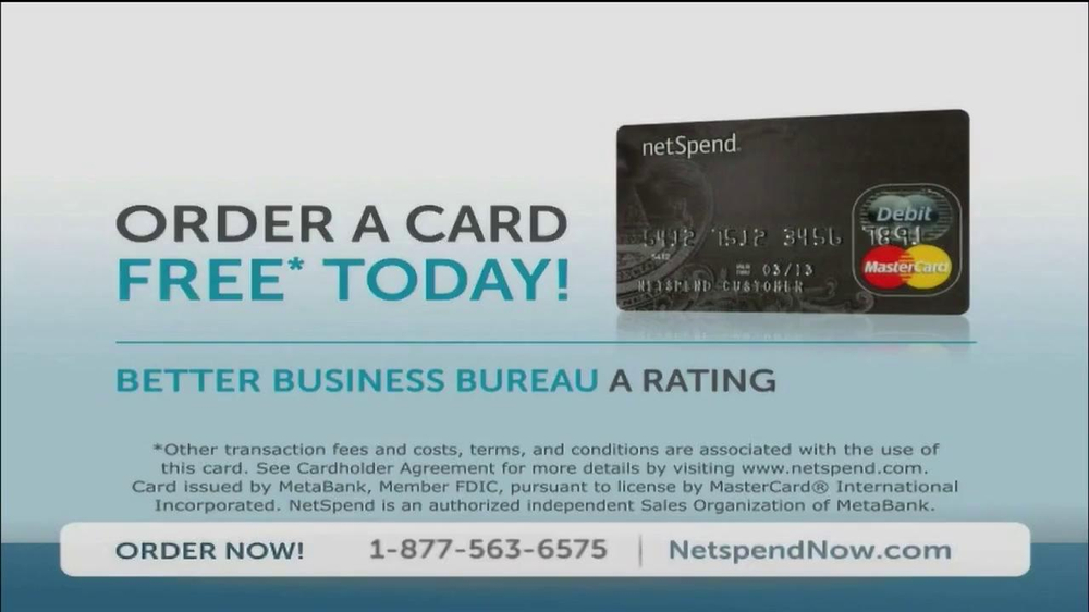 What else does a Netspend Card offer your customers?