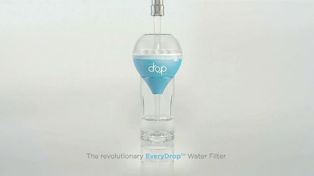 Every Drop Water Filter TV Spot - Screenshot 2