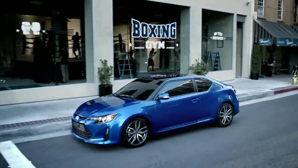 2014 Scion tC TV Spot, 'Boxing Gym'