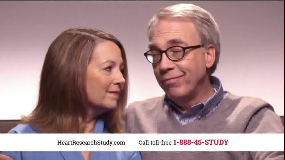 Heart Research Study TV Spot, 'Investigational Medication' - Screenshot 1