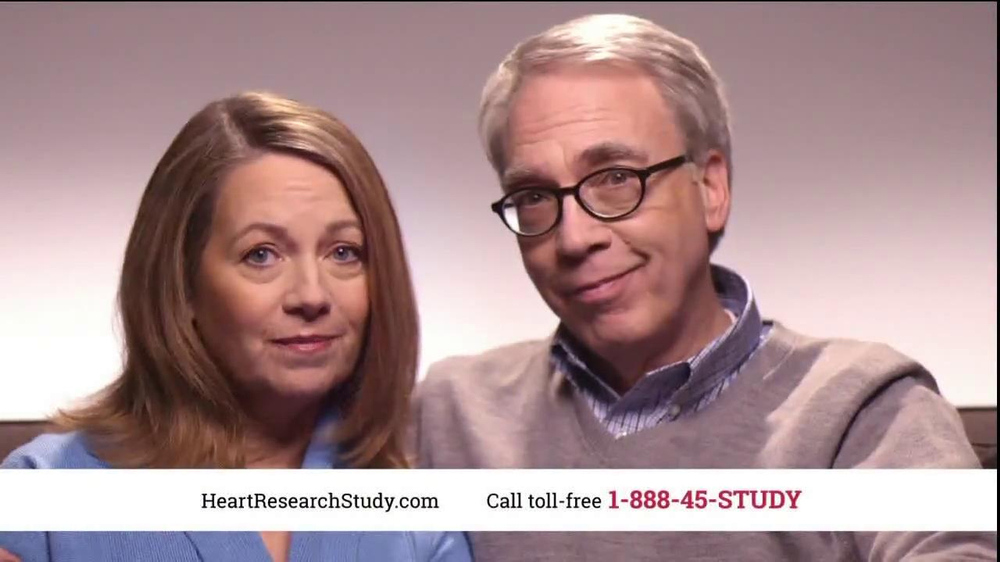 Heart Research Study TV Spot, 'Investigational Medication' - Screenshot 2