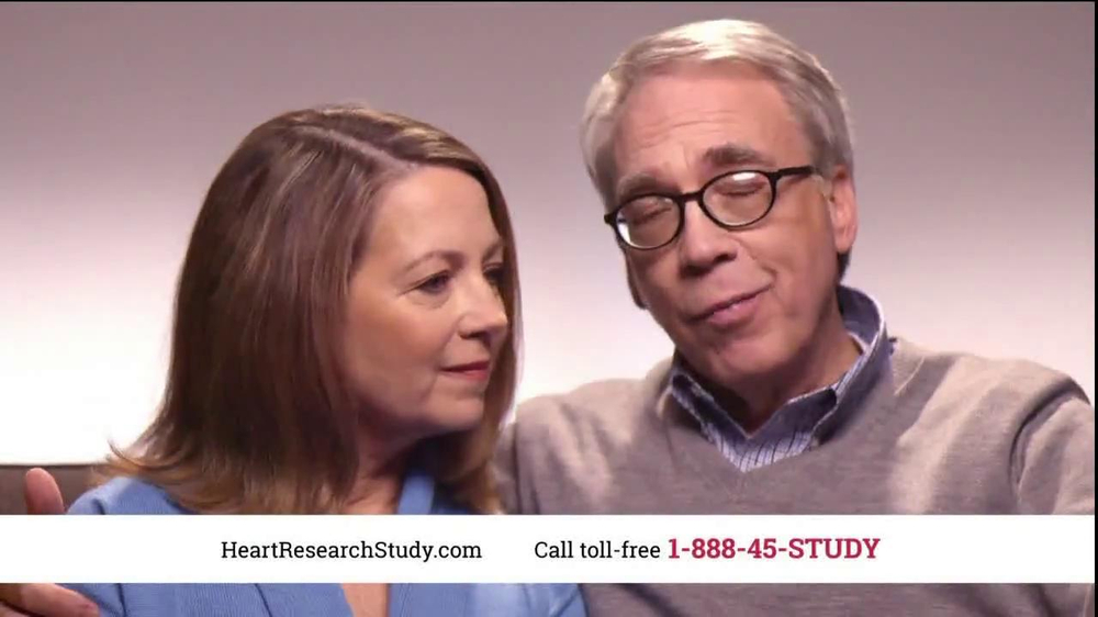 Heart Research Study TV Spot, 'Investigational Medication' - Screenshot 4