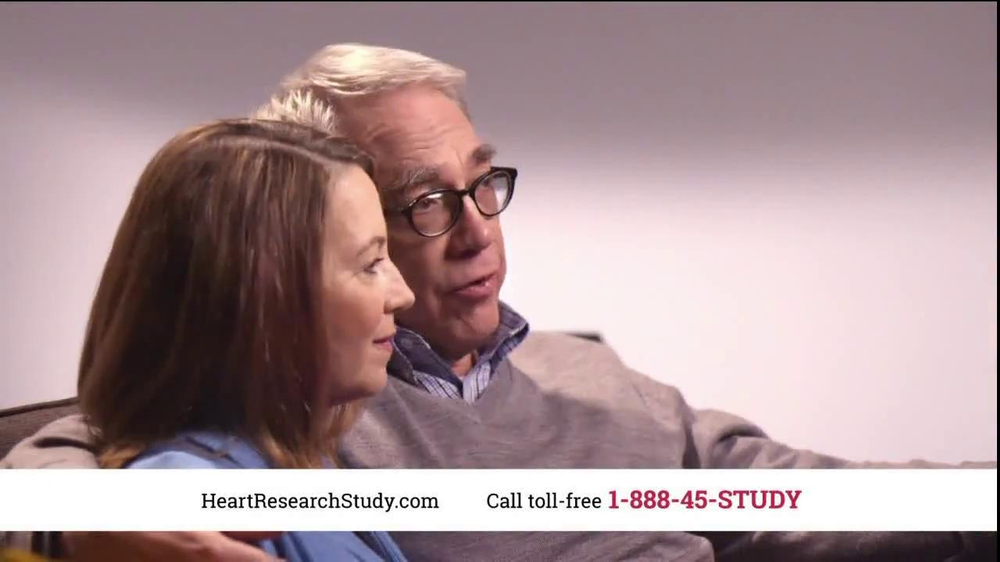Heart Research Study TV Spot, 'Investigational Medication' - Screenshot 5