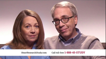 Heart Research Study TV Spot, 'Investigational Medication' - Thumbnail 2