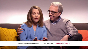 Heart Research Study TV Spot, 'Investigational Medication' - Thumbnail 6
