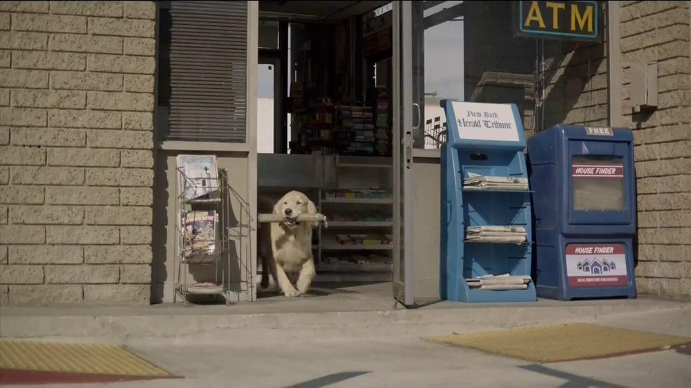 Subaru TV Spot, 'Dog Tested: Gas Station' - Screenshot 6