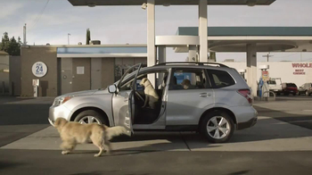 Subaru TV Spot, 'Dog Tested: Gas Station' - Thumbnail 3