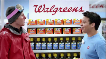 Walgreens TV Spot Featuring Ted Ligety