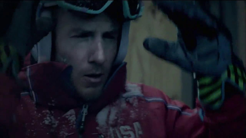 Vicks NyQuil TV Spot Featuring Ted Ligety - Screenshot 3