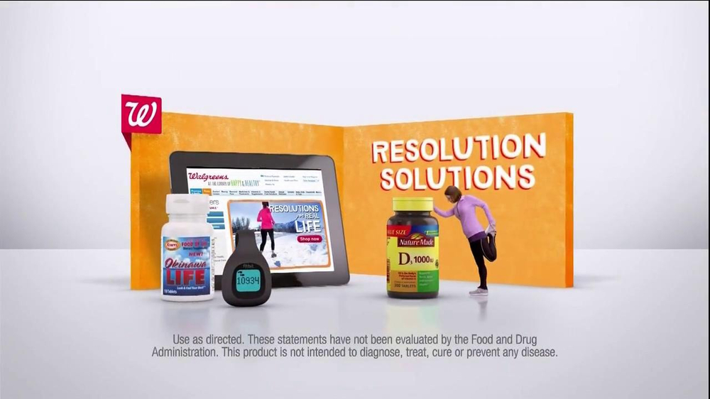 Walgreens TV Spot, 'New New Year's Resolution' - Screenshot 9